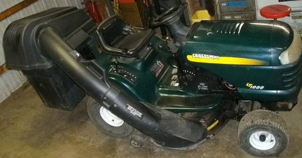 Craftsman Double Bagger : On hand inventory